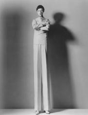 Horst P. Horst Tall Fashion, New York, 1963