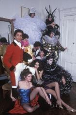 Harry Benson, Valentino, New York, 1978