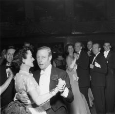 Slim Aarons, The Duke and Duchess of Windsor at the Waldorf-Astoria, New York, 1955