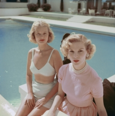 Slim Aarons, C.Z. Guest, Joanne Connelly
