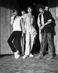 Arthur Elgort, The Rolling Stones, 1981