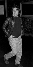 Ron Galella, Jann Wenner of Rolling Stone Magazine, Simon & Garfunkel After Party, New York, 1981