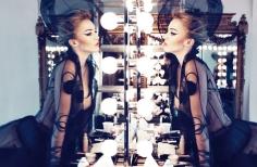 Patrick Demarchelier, Christian Dior Haute Couture, Pandora ensemble, Fall/Winter 2005, 2011