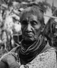 Andre De Dienes, Old Seminole Woman, Florida