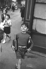 Henri Cartier-Bresson, Rue Mouffetard, Paris, 1954