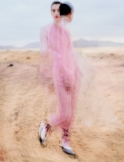 Txema Yeste, Amandine in Pink, 2018