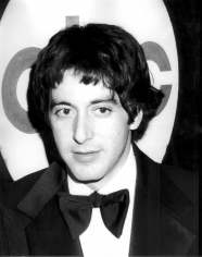 Ron Galella, Al Pacino, 24th Annual Tony Awards After Party, Sardi's Restaurant, New York, 1974
