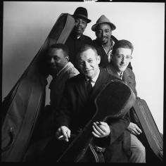 Bert Stern, Chico Hamilton Quintet, 1958