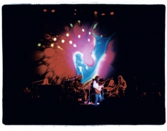 Amalie R. Rothschild,  The Allman Brothers with Joe's Lights, Fillmore East, 1971