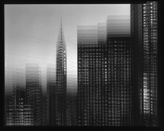 Len Prince, Chrysler Building (Motion Landscape), New York, 2009