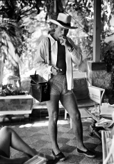 Phil Stern, John Wayne in Mexico, 1959