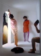 Melvin Sokolsky, Rocket, Veronica Hamill and Jean Shrimpton, New York, 1964