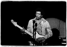 Amalie R. Rothschild,  Jimi Hendrix at Fillmore East, 1969