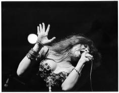 David Gahr, Janis Joplin, 1968