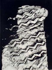 Lillian Bassman, Crack Series, B, New York City, c. 1970