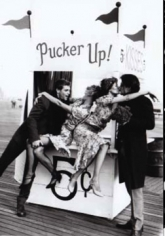 Ellen von Unwerth Pucker Up!, New York, 2001