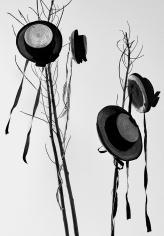 """Txema Yeste, """"Maga"""" hat, Tenerife, 2017"""