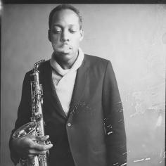 Bert Stern, Sonny Stitt, 1958