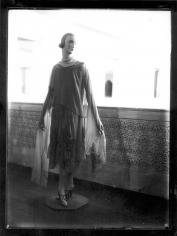 Man Ray Mannequin on Balcony, circa 1930