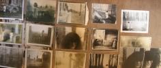 Deborah Turbeville, L'Heure Entre Chien et Loup (Collage): VOGUE Italia, Montova, Italy, 1977