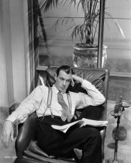E.R. Richee, Gary Cooper, 1934