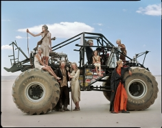 Arthur Elgort, Mad Max: VOGUE, 2000