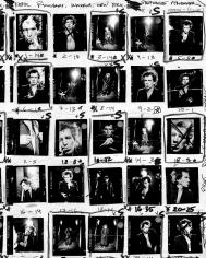 Stephanie Pfriender Stylander, Keith Richards, Master, British GQ, New York, 1993