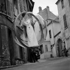 Melvin Sokolsky, St. Germain Street, Paris, 1963