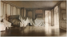 Deborah Turbeville, The Private Apartment of Madame du Barry, from Unseen Versailles, France, 1980