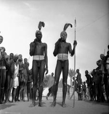 George Rodger, Dinka Boys of the Duk Faiwil Tribe, Sudan 1949