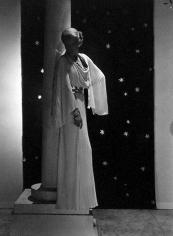 George Hoyningen-Huene, White Dress with Stars, 1934