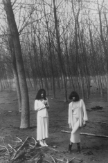 Deborah Turbeville, Women In The Woods, VOGUE Italia, Montova, Italy, 1977