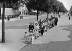 Robert Doisneau, Petite Noce de Choisy le Roi, 1949