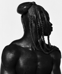 Herb Ritts, Djimon With Octopus, Hollywood 1989