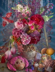 David LaChapelle, Earth Laughs in Flowers: Rite of Spring, 2008-2011