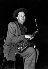 Phil Stern, Lester Young, 1947