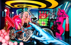 David LaChapelle,  Nicki Minaj: Superbass, 2011