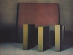 Sheila Metzner, Volumes Occupying Space. 2006