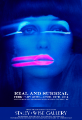 Real And Surreal, Exhibition Invitation