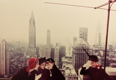 Norman Parkinson, Hat Fashions, New York City, 1949