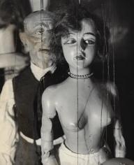 André Kertész, Marionette, Paris, 1929