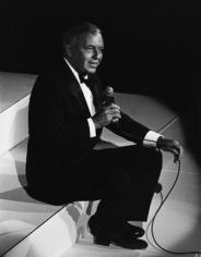 Ron Galella, Frank Sinatra at a charity concert at the Waldorf Astoria, New York, 1983