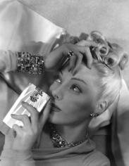 Horst P. Horst, Helen Bennett, Jewelry, Paris, 1938