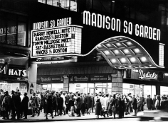 George Kalinsky, Madison Square Garden, 1967