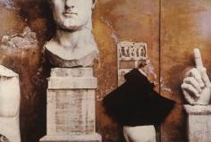 Sheila Metzner, Uomo. Fendi. 1988.