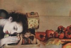 Sheila Metzner, Bega. Peppers. 1982