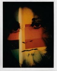 Kali, Multicolored Face, Palm Springs, CA, 1968