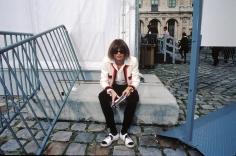 Harry Benson, Anna Wintour, Paris, 1993