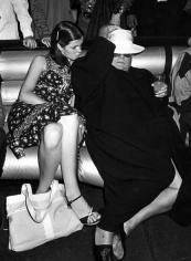 Ron Galella Kate Harrington and Truman Capote at Studio 54, NYC, June 22, 1978