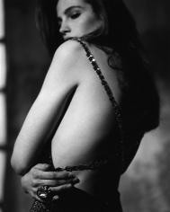 Kurt Markus, Fabienne Terwinghe, Allure, New York, 1990